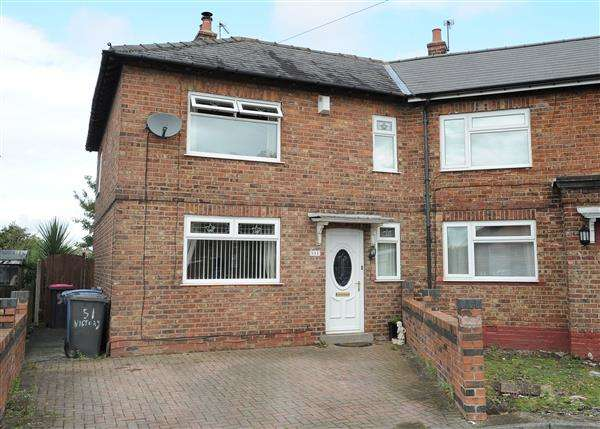 3 Bedrooms Town House for sale in 51 Victory Road, Cadishead M44 5EB