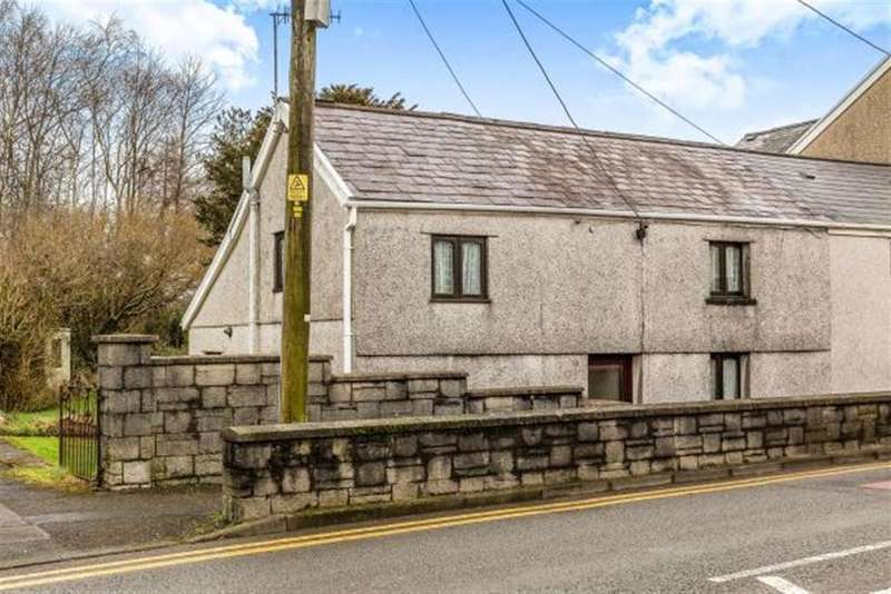2 Bedrooms Unique Property for sale in Castle Street, Loughor, Swansea