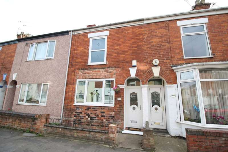 3 Bedrooms Terraced House for sale in Marlborough Avenue, Goole, DN14