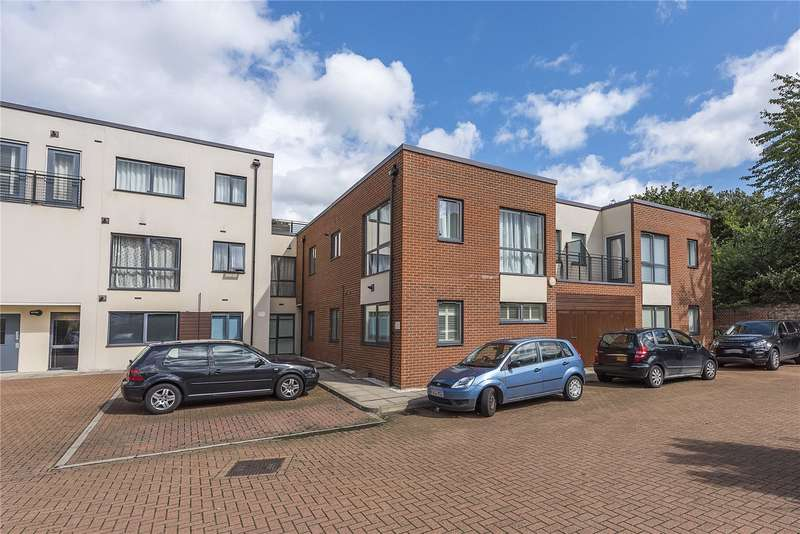 1 Bedroom Flat for sale in Butler Farm Close, Ham, TW10