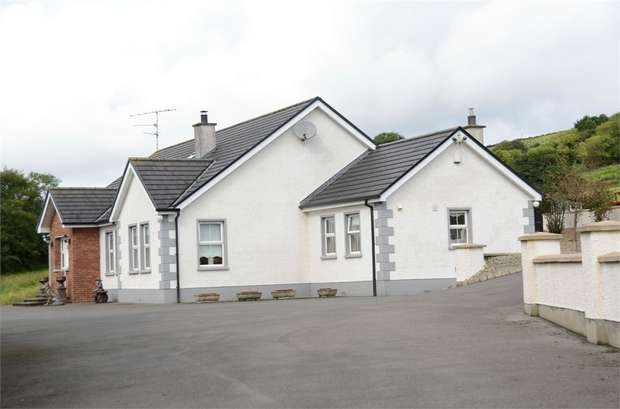 5 Bedrooms Detached House for sale in Drumlish Road, Glenarn, Lack, Enniskillen, County Fermanagh