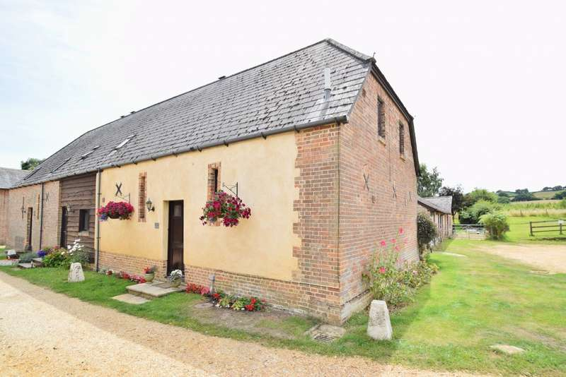 3 Bedrooms Barn Conversion Character Property for sale in Bere Regis