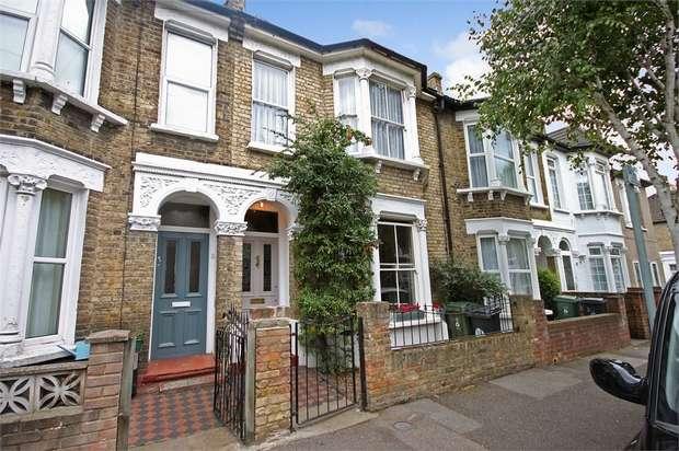 4 Bedrooms Terraced House for sale in Haroldstone Road, Walthamstow, London