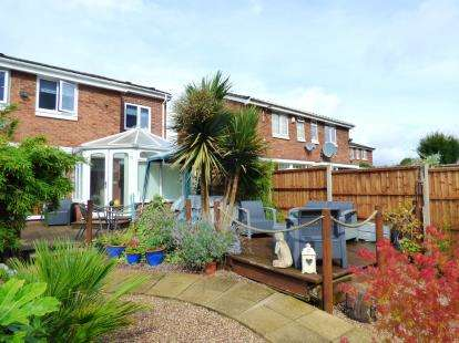 3 Bedrooms Semi Detached House for sale in Goldsborough, Wilnecote, Tamworth, Staffordshire