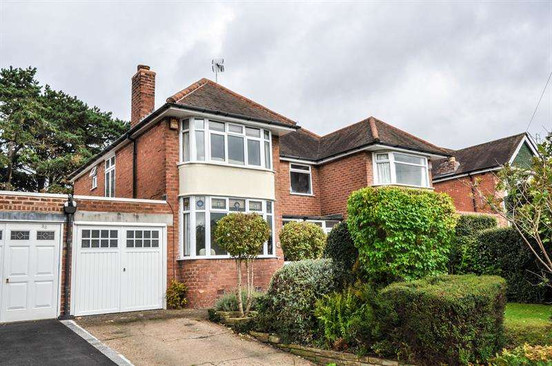 3 Bedrooms Semi Detached House for sale in South Road, Northfield, Birmingham