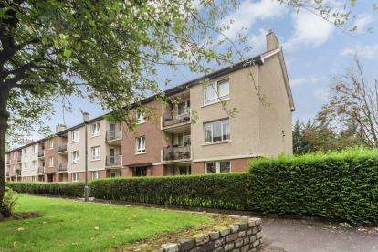 2 Bedrooms Flat for sale in Lesmuir Place, Knightswood