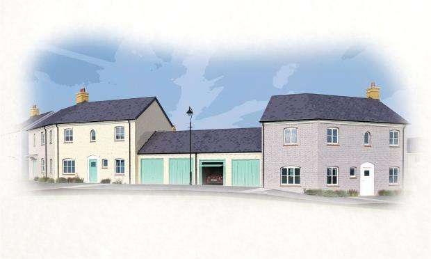 2 Bedrooms Semi Detached House for sale in Gwarak Agravagn, Quintrell Road, Newquay, Cornwall