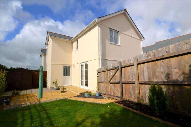 3 Bedrooms Detached House for sale in Windwards Close, Lanreath, Looe, Cornwall