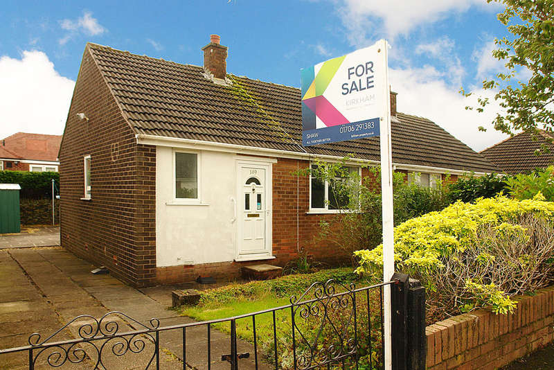 1 Bedroom Semi Detached Bungalow for sale in 149 Trent Road, Shaw