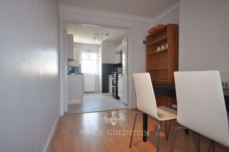 4 Bedrooms Flat for sale in Melton Street NW1