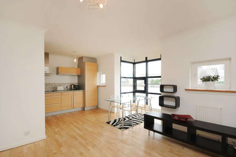2 Bedrooms Flat for sale in Mermaid Court, Rotherhithe, SE16