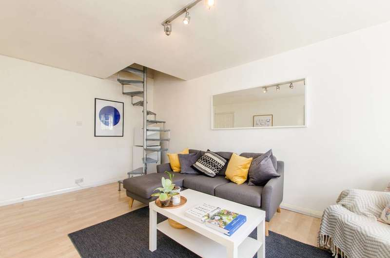 2 Bedrooms Flat for sale in Mile End Road, Mile End, E1