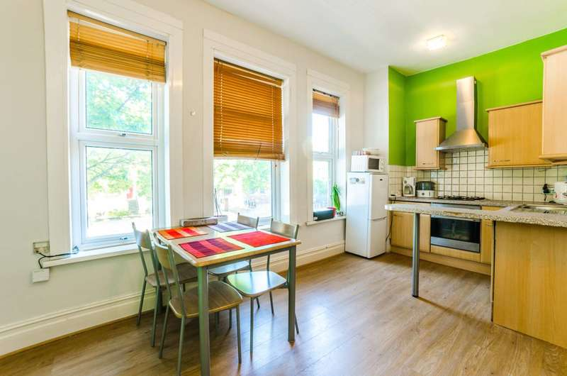 1 Bedroom Flat for sale in Holloway Road, Holloway, N7