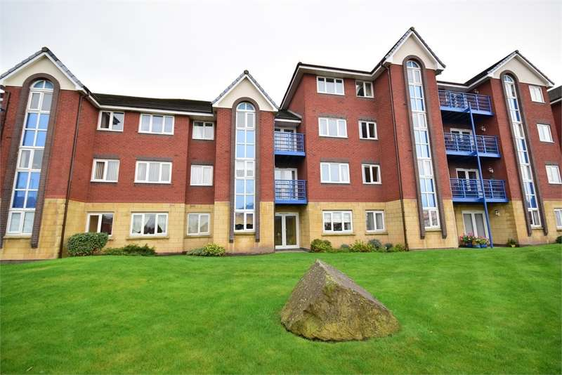 1 Bedroom Apartment Flat for sale in Ensign court, Westgate Road, LYTHAM ST ANNES, FY8