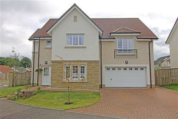 5 Bedrooms Detached Villa House for sale in James Smith Road, Doune