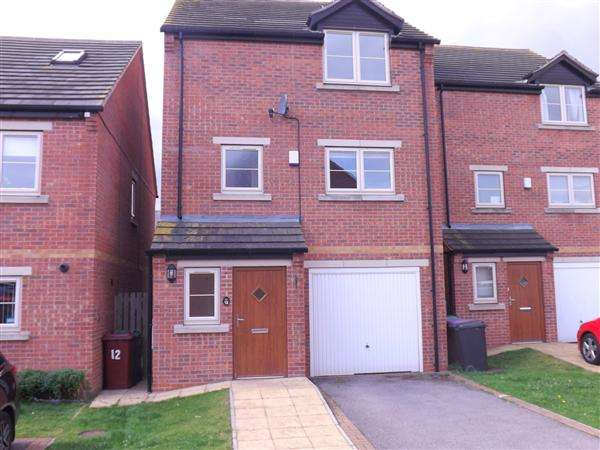 4 Bedrooms Detached House for sale in Brook Lane, Clowne