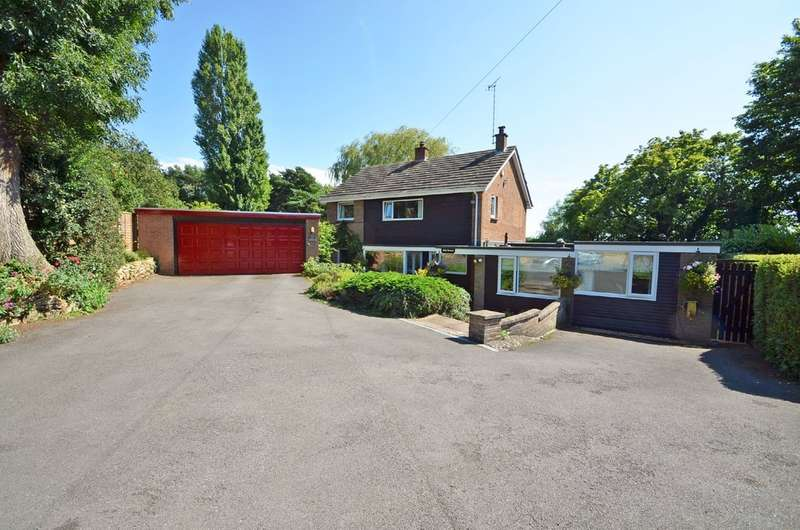 5 Bedrooms House for sale in Southam Road, Dunchurch, Rugby