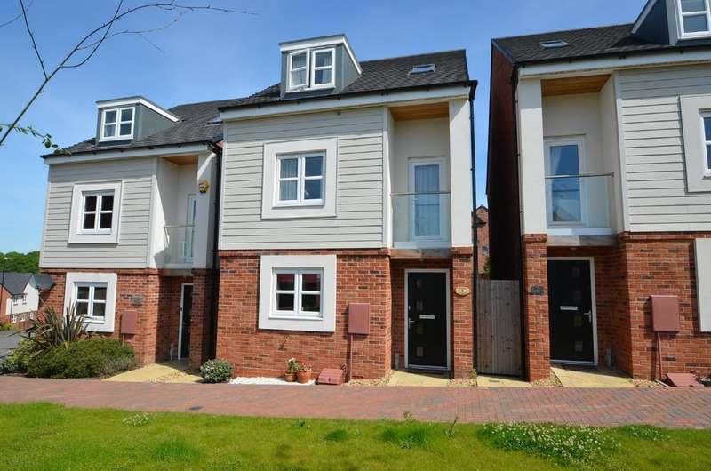 4 Bedrooms Detached House for sale in Elder Avenue, Eden Park, Rugby
