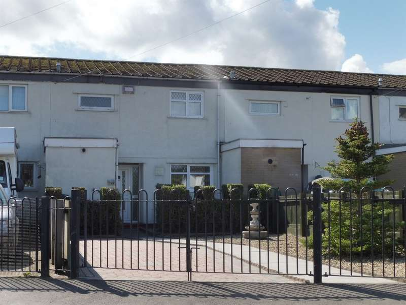 3 Bedrooms Terraced House for sale in Coed Y Gores, Llanedeyrn, Cardiff
