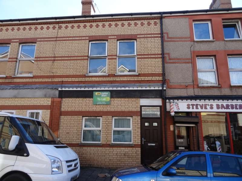 3 Bedrooms Terraced House for sale in Vere Street, Barry