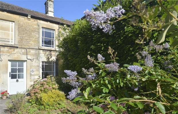 2 Bedrooms Cottage House for sale in 61 Ham Green, Holt, Nr Bradford on Avon, Wiltshire