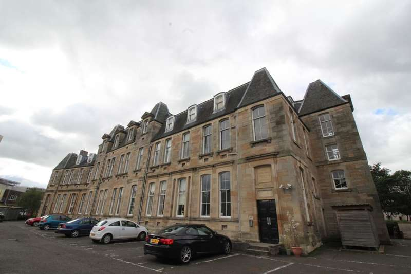1 Bedroom Flat for sale in Giles Street, Edinburgh, EH6