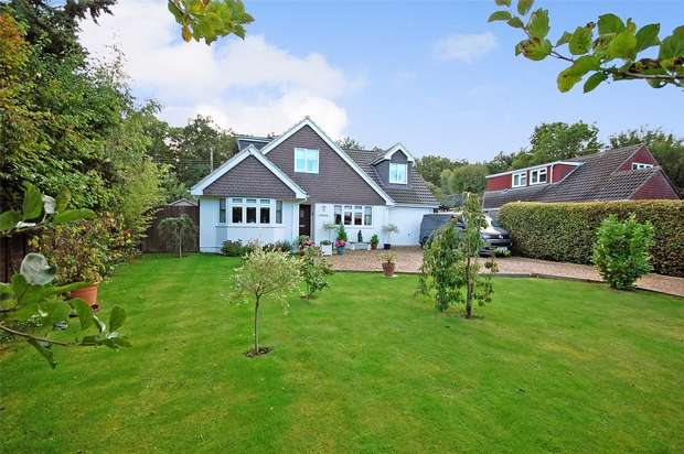 4 Bedrooms Detached House for sale in Frith End, Farnham, Hampshire