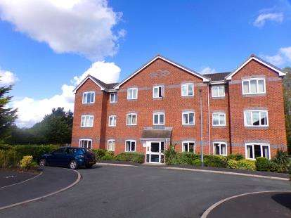 2 Bedrooms Flat for sale in Townsgate Way, Irlam, Manchester, Greater Manchester