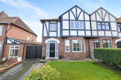 4 Bedrooms Semi Detached House for sale in Stakesby Road, Whitby, North Yorkshire