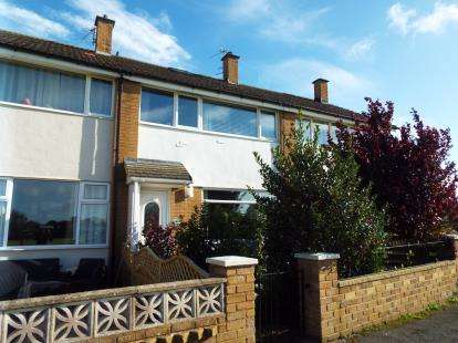 3 Bedrooms Terraced House for sale in Hodder Place, Lytham St Annes, Lancashire, FY8