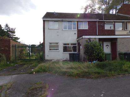 2 Bedrooms Maisonette Flat for sale in Harden Close, Walsall, West Midlands
