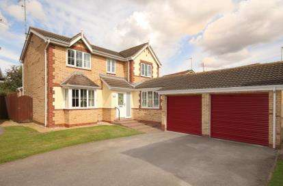4 Bedrooms Detached House for sale in Springwell Drive, Beighton, Sheffield, South Yorkshire