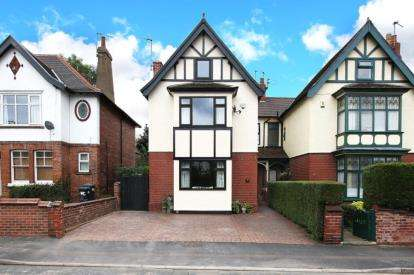5 Bedrooms Semi Detached House for sale in Balmoral Road, Doncaster