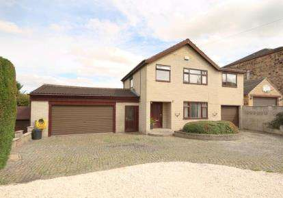4 Bedrooms Detached House for sale in Greenwood Lane, Sheffield, South Yorkshire