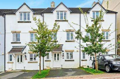 3 Bedrooms Terraced House for sale in Par, Cornwall, Uk