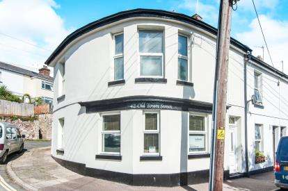 2 Bedrooms End Of Terrace House for sale in Dawlish, Devon, .