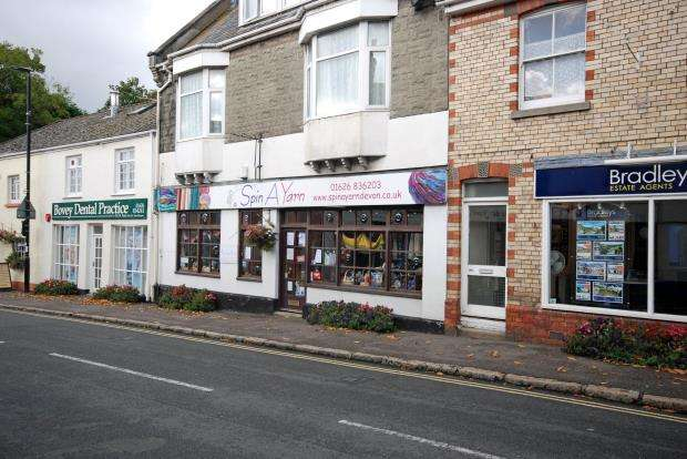 Commercial Property for sale in Fore Street, Bovey Tracey, Newton Abbot, Devon