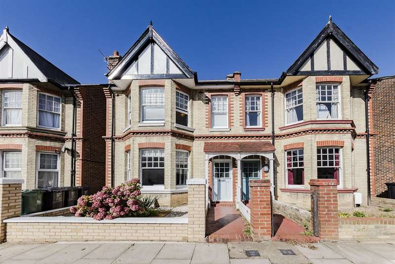 4 Bedrooms Semi Detached House for sale in Worcester Villas, Hove, BN3 5TB