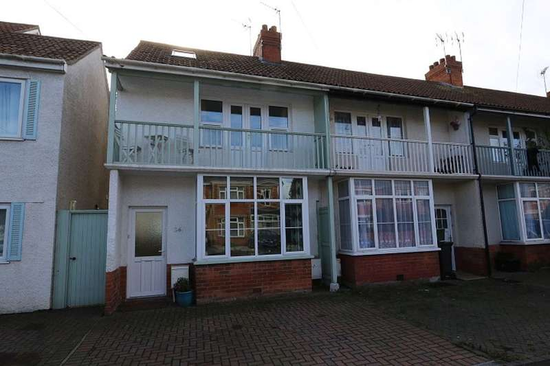3 Bedrooms End Of Terrace House for sale in Priory Avenue, Taunton, Somerset, TA1