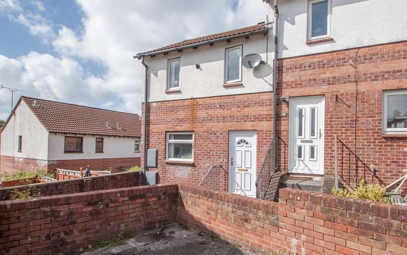 2 Bedrooms Semi Detached House for sale in Whitleigh, Plymouth