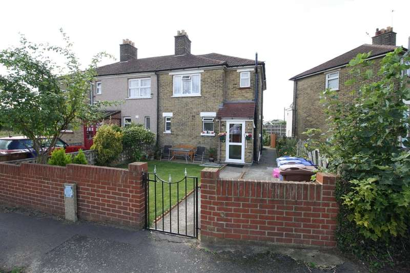 3 Bedrooms End Of Terrace House for sale in Hall Terrace, Aveley
