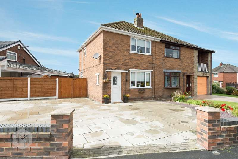 2 Bedrooms Semi Detached House for sale in Poplar Road, Haydock, St Helens, WA11