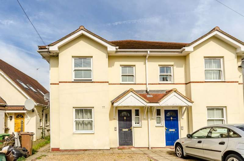 1 Bedroom Flat for sale in Washington Road, Worcester Park, KT4