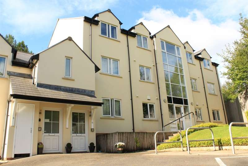2 Bedrooms Ground Flat for sale in Cherry Orchard Road, Lisvane, Cardiff