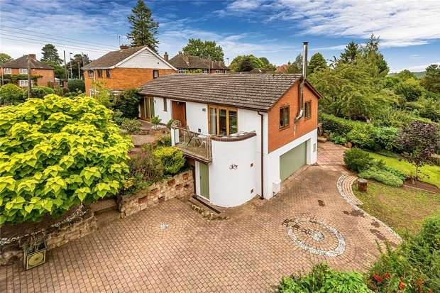 3 Bedrooms Detached Bungalow for sale in Steps, Love Lane, BRIDGNORTH, Shropshire