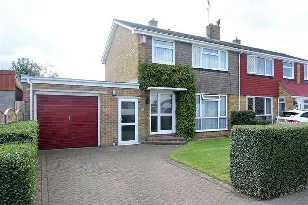 3 Bedrooms Semi Detached House for sale in Gadby Road, Sittingbourne, Kent