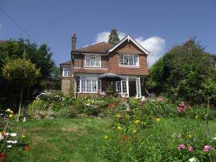 4 Bedrooms Detached House for sale in Sunnybank Close, Mayfield, East Sussex
