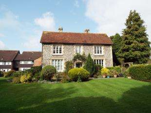Retirement Property for sale in Vicarage Close, Ringmer, Lewes, East Sussex