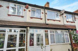 4 Bedrooms Terraced House for sale in Purley Way, South Croydon