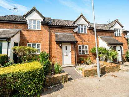 2 Bedrooms Terraced House for sale in Harlow, Essex